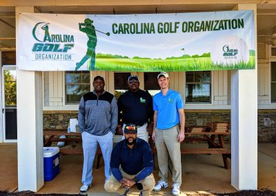 Fall 2019 Golf Tournament - CGO Team with Camp Flight